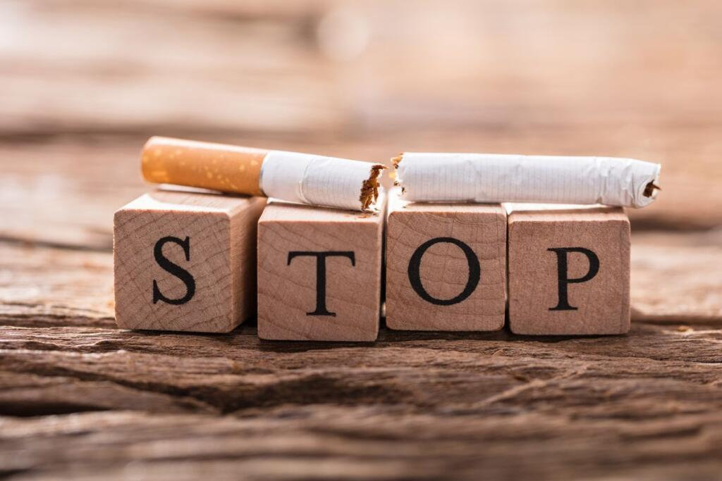 Lotta al tabagismo