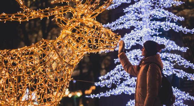 Luminarie, ecco dove si trovano le installazioni natalizie più belle d'Italia