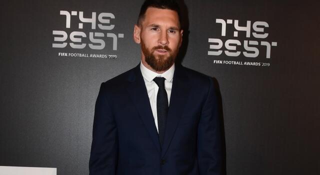 Finanzia il centro oncologico pediatrico, Lionel Messi premiato in Spagna