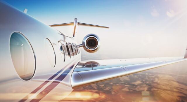 Aerion Supersonic presenta l'AS2, l'aereo più veloce e sostenibile al mondo