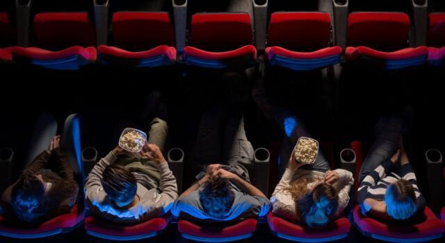 Sale chiuse, The Space Cinema dona le scorte alimentari alle famiglie povere