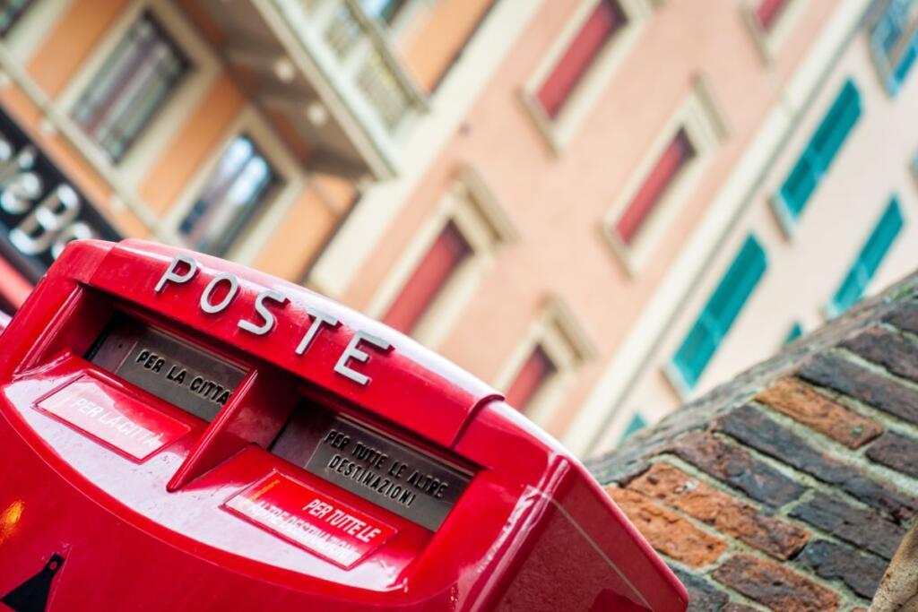 Poste Italiane - cassetta delle lettere