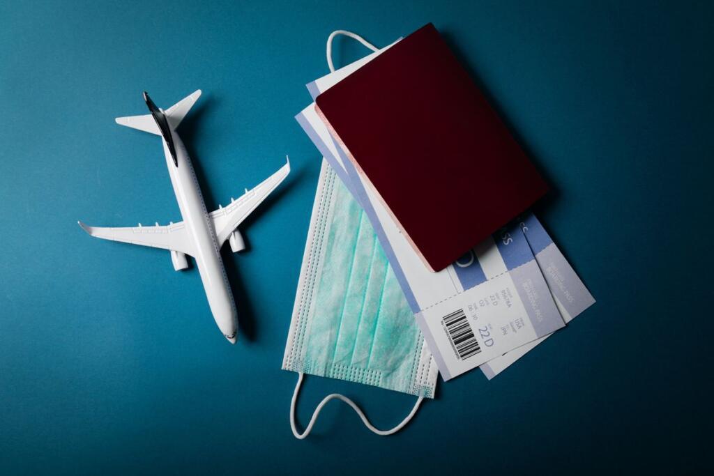 viaggiare in aereo e covid