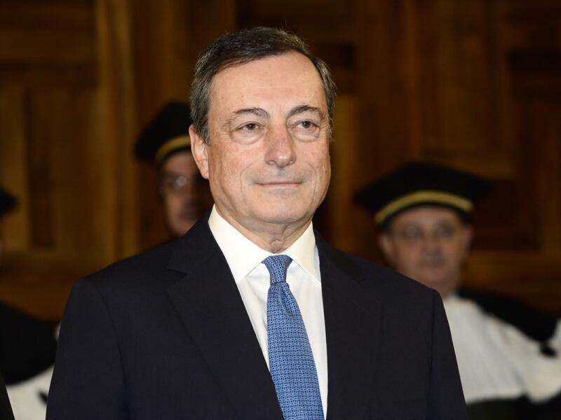 Mario Draghi è tra i 100 politici più influenti: la classifica del Time