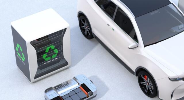 Italvolt costruisce una nuova fabbrica di batterie per auto elettriche all'ex Olivetti