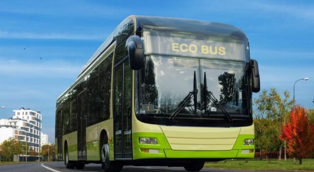 L'iniziativa ambientalista di Ancona e Jesi: arrivano i bus mangia smog