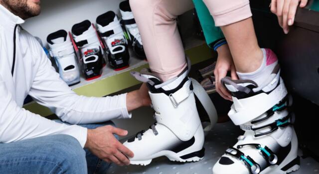 Riciclare gli scarponi da sci con il progetto Recycle your boots