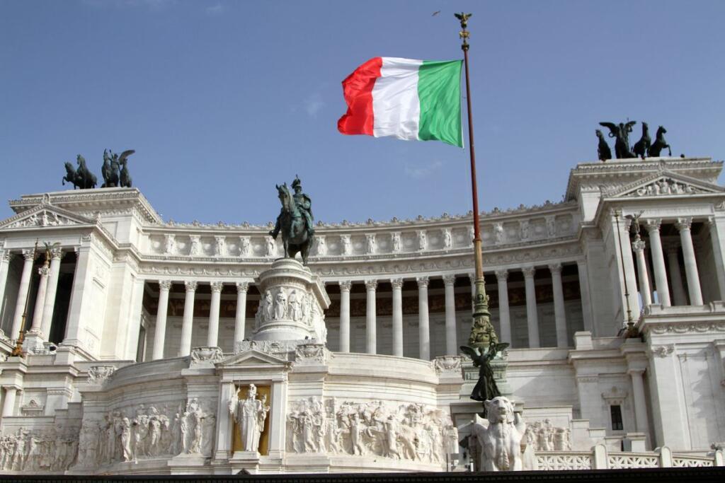 Parlamento italiano Roma