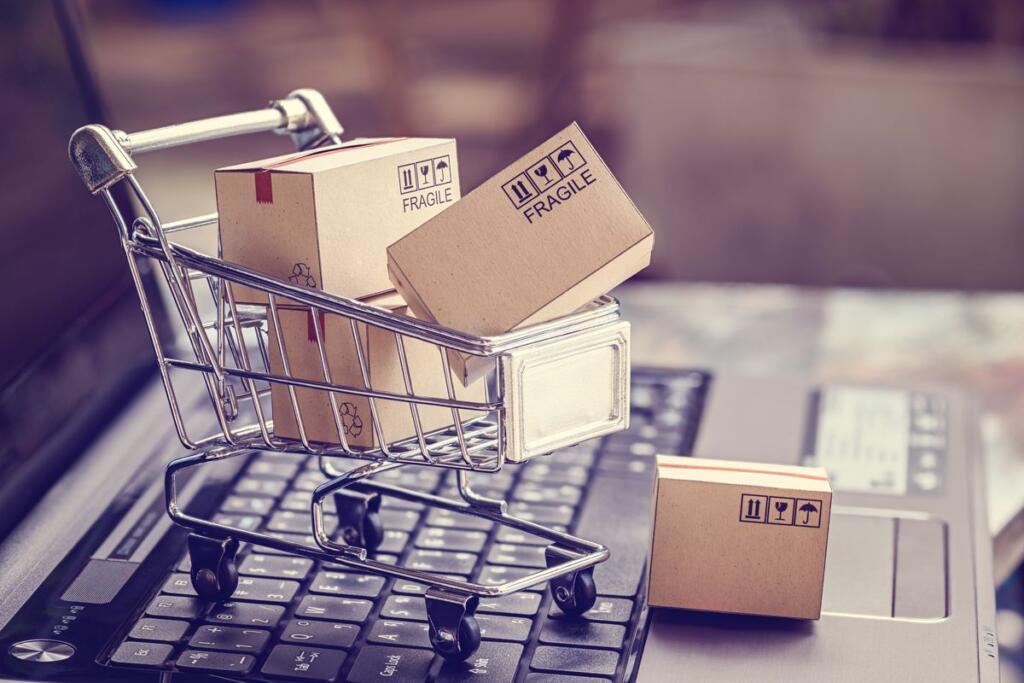 Economia e shopping online