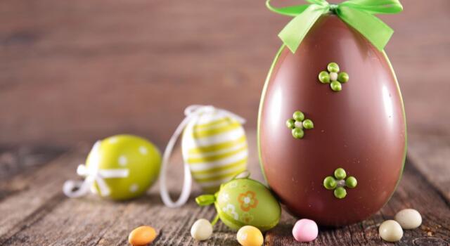 Uova di cioccolato artigianali e italiane, per una Pasqua lussuosa