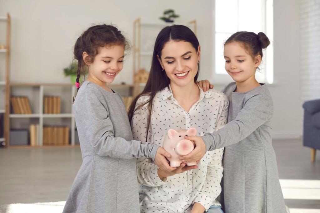 Mamma e figlie