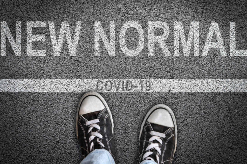 concetto di normalità post COVID-19