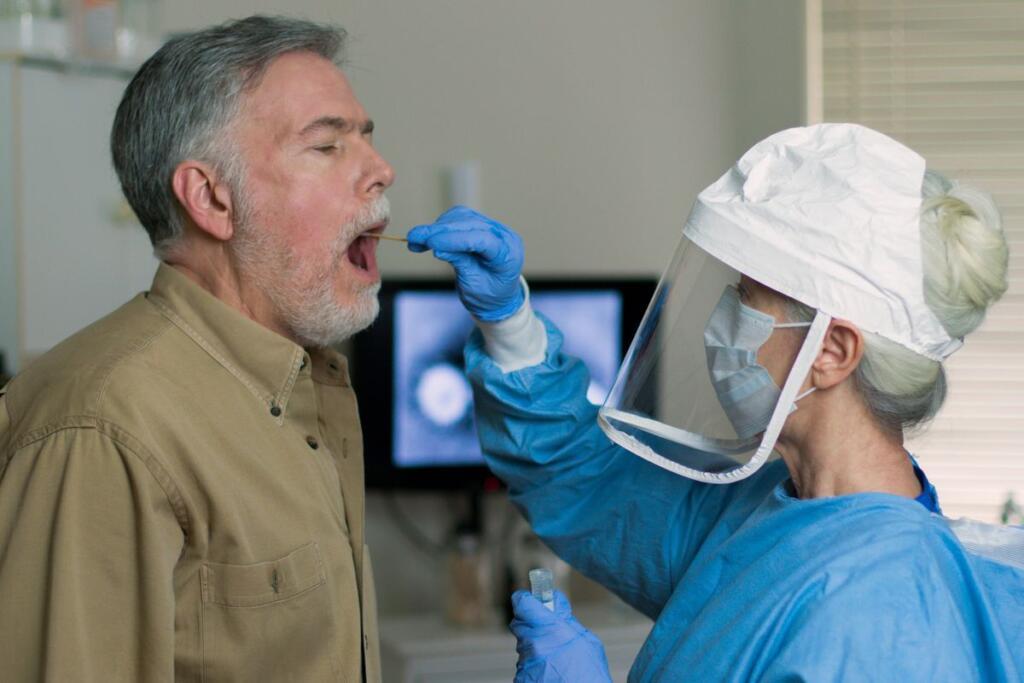 Tampone salivare