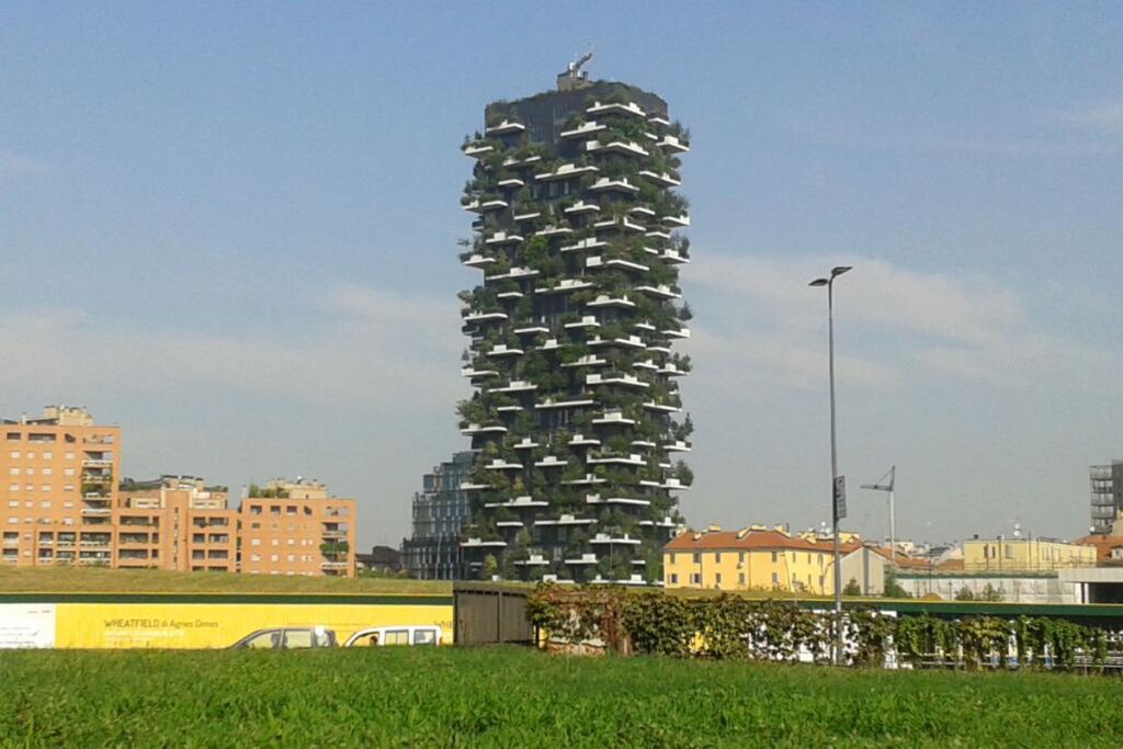 Bosco Verticale di Milano