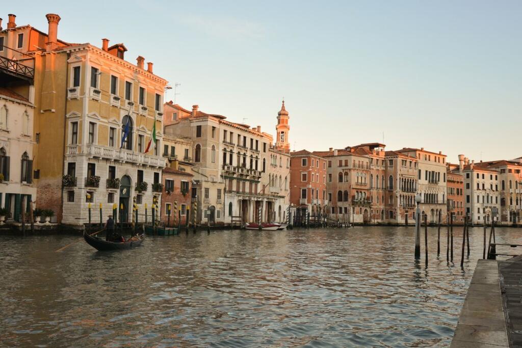 Venezia canale