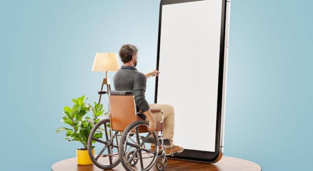 Le persone con disabilità incontrano barriere anche nel digitale
