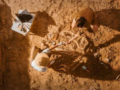 Al Circeo rinvenuti straordinari reperti di uomini di Neanderthal