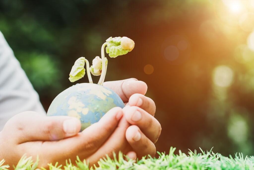Prendersi cura del pianeta Terra