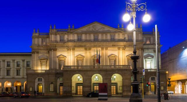 Il Teatro alla Scala riapre dopo il lockdown con due concerti speciali