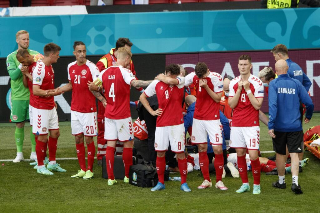 Danimarca Finlandia Euro 2020