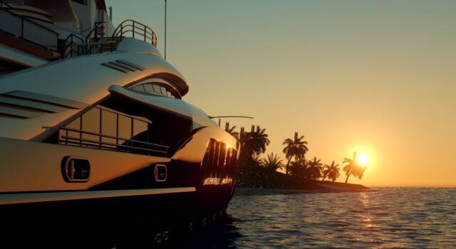 Arriva Somnio, il super-yacht con 39 case di lusso a bordo