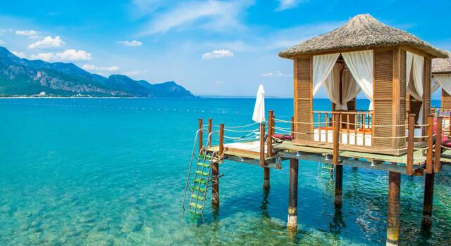5 bungalow sull'acqua facilmente raggiungibili dove trascorrere una vacanza da sogno
