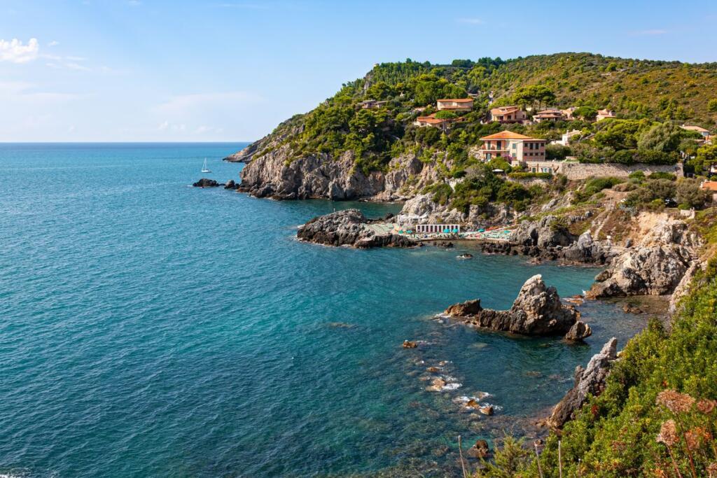 Talamone, Toscana