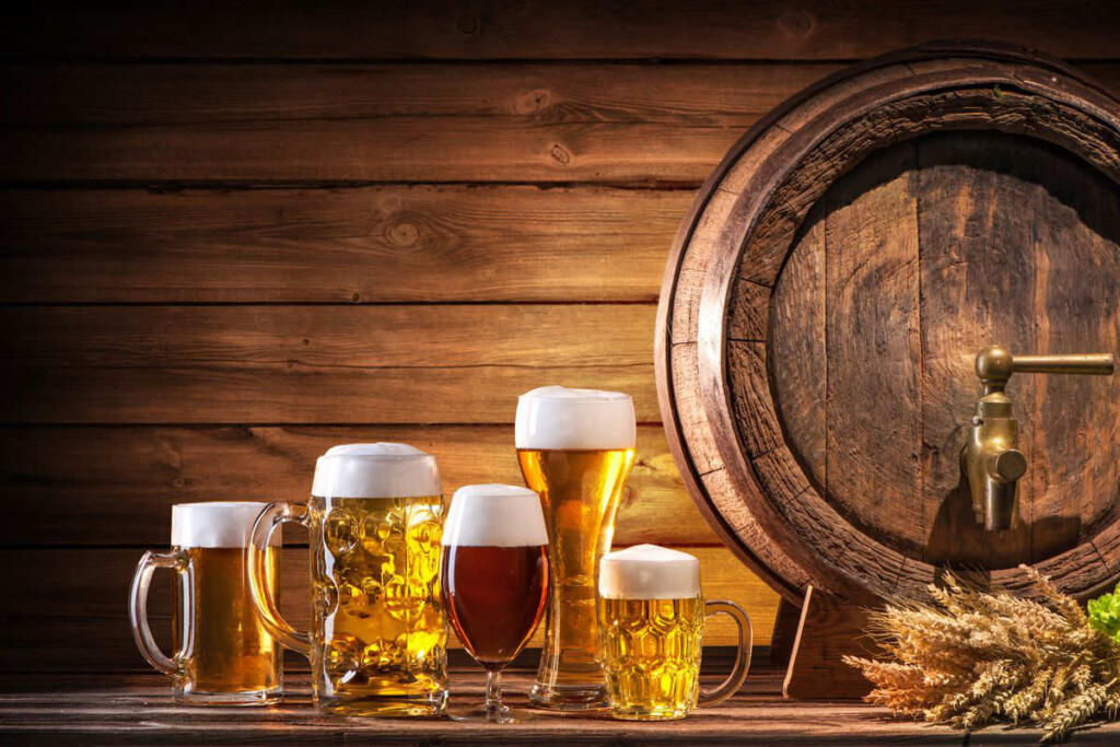 bicchieri di birra