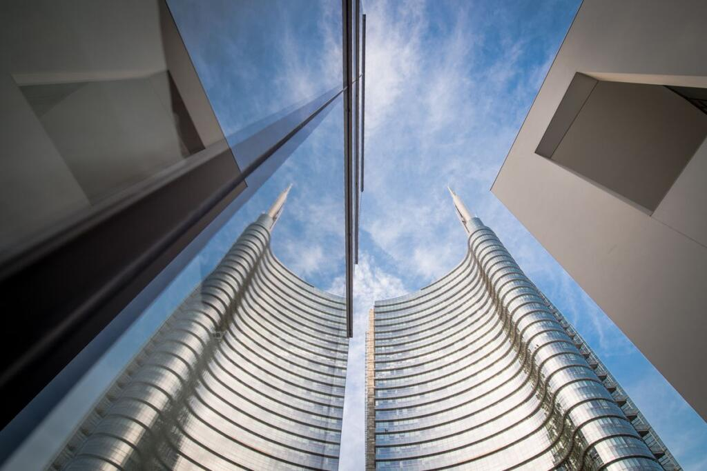 I grattacieli di Milano per l'Expo 2015