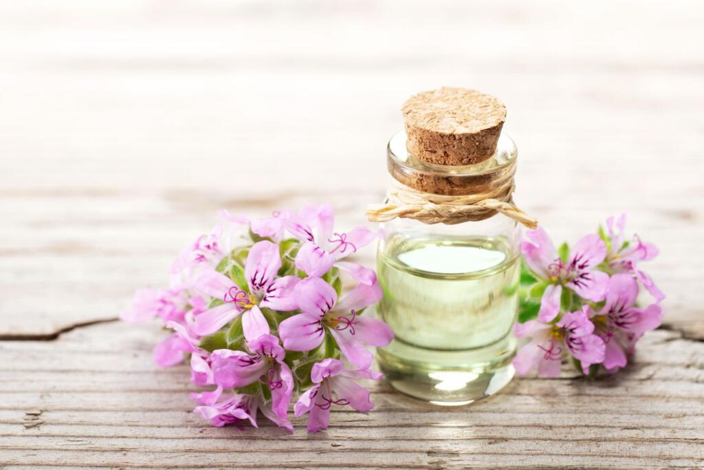 Fiori e olio essenziale