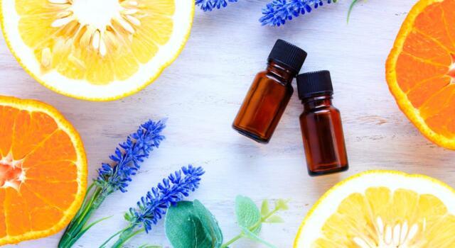 Le straordinarie proprietà degli oli essenziali per il nostro organismo