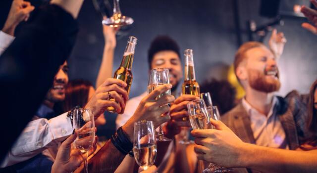 Francia e Germania innamorate di birra e champagne italiani: l'analisi di Coldiretti