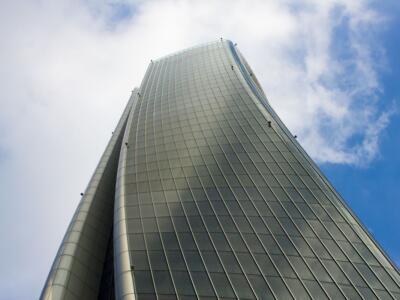 Una torre orizzontale al CityLife di Milano: il progetto di Generali